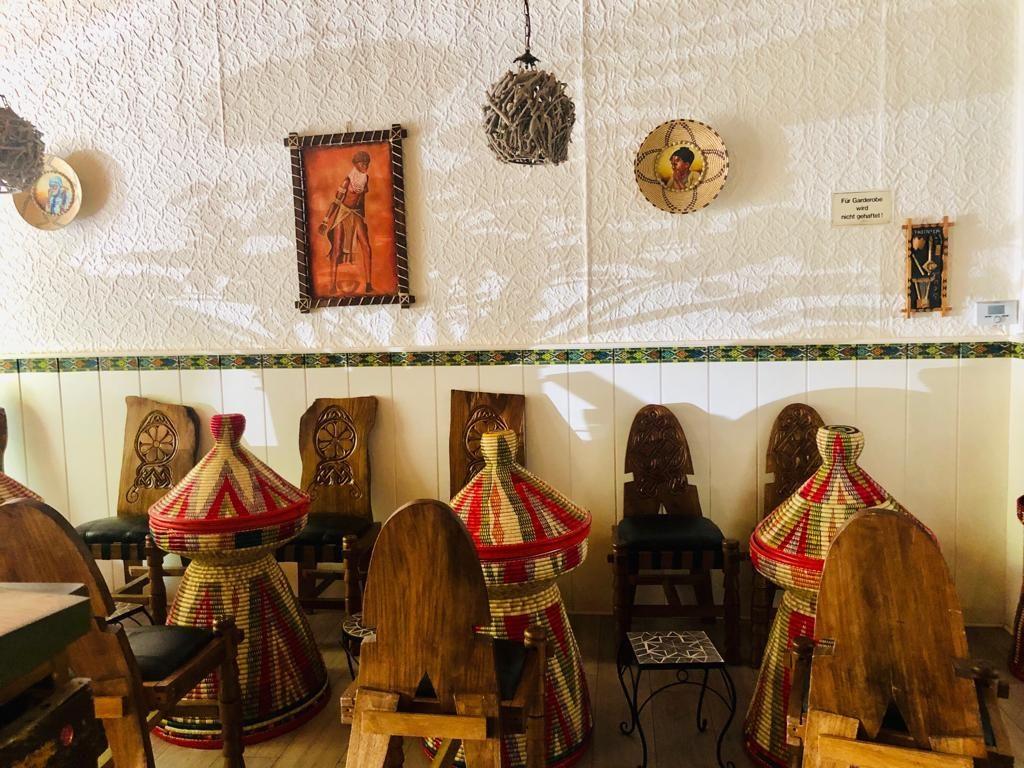 Einrichtung Äthiopisches Restaurant Berlin